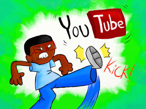 YouTube kick!