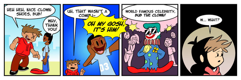 The Takeoff Show Comic # 144