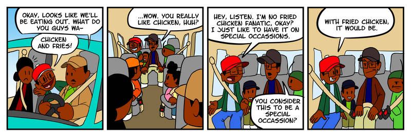 The Takeoff Show Comic #145