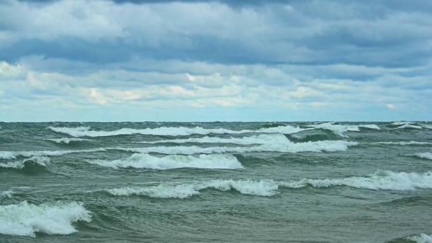 Lake Michigan 1920x1080