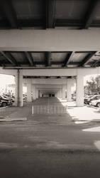 Under the Mackinaw Bridge