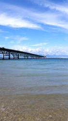 Mackinaw Bridge Tall