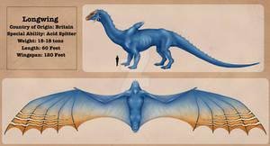Dragon Breed: Longwing