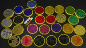 KROOO All Core Medals