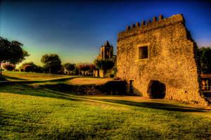Castle Montemor o Velho by fkefctry