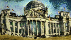 surreal reIchsTag by suicidecrew