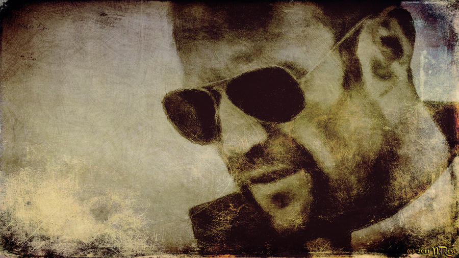 Jason Statham by suicidecrew