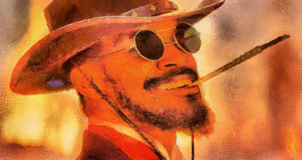 Django Art by suicidecrew