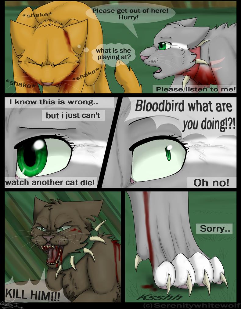 Warrior Cats Love Story