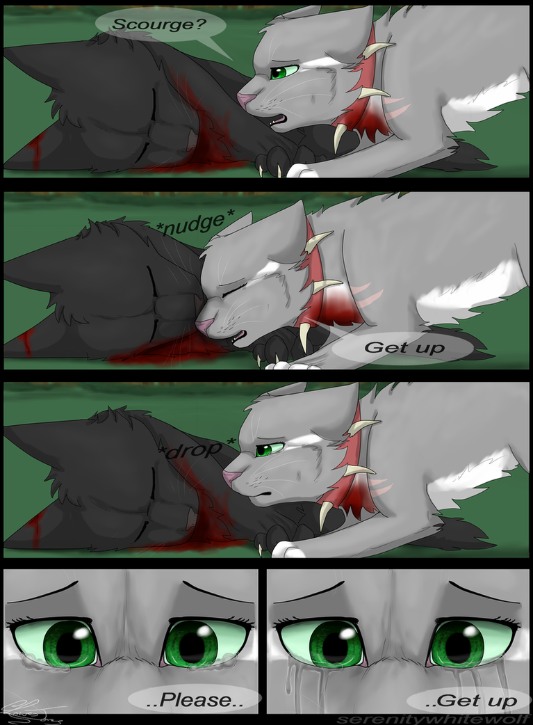 Warrior Cats Love Story Part