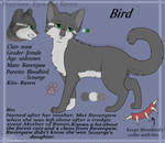 Bird- reference sheet