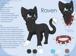 Raven reference sheet (Redo)