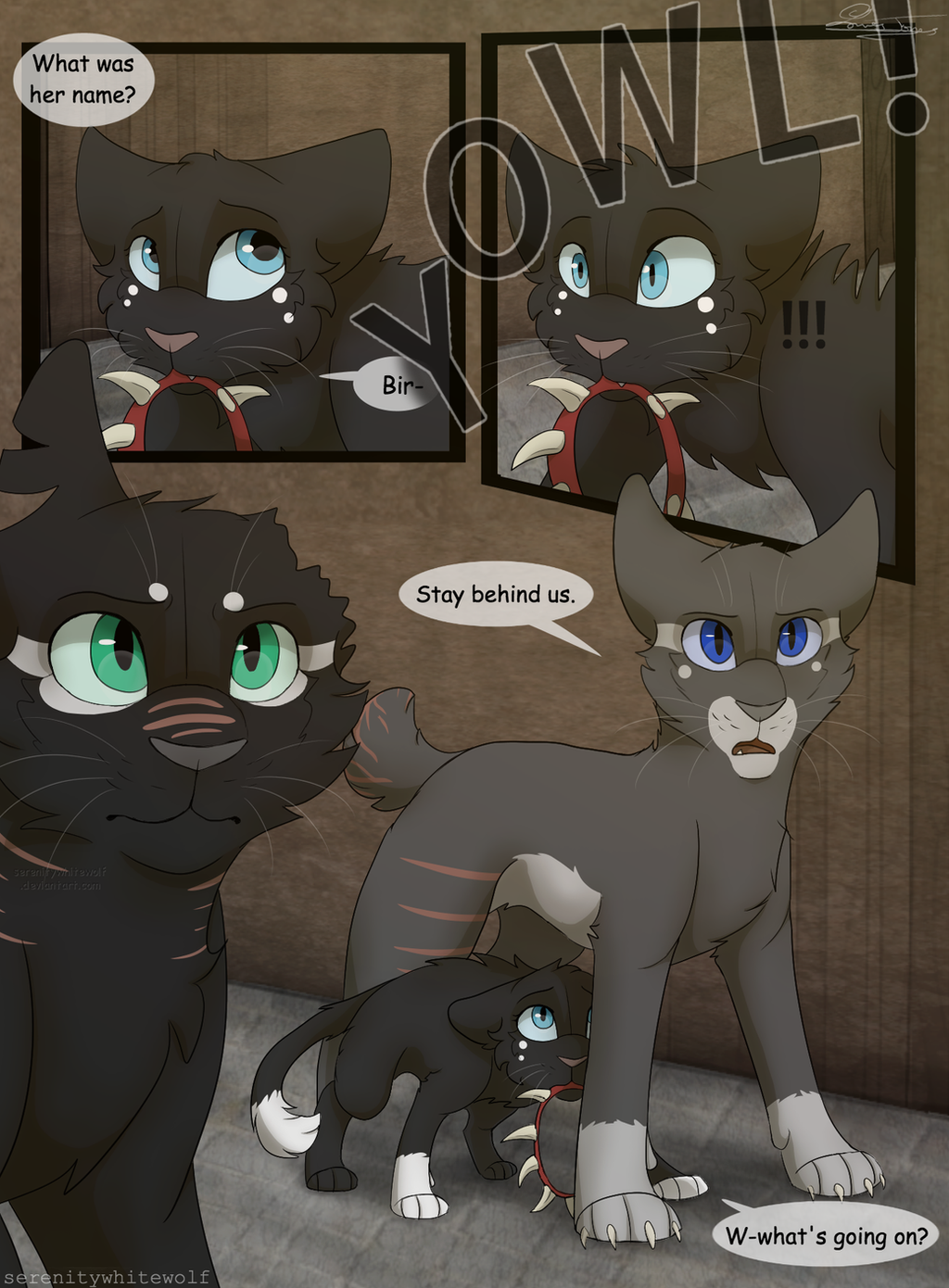 Warrior Cat Names My Brother My Brother And Me