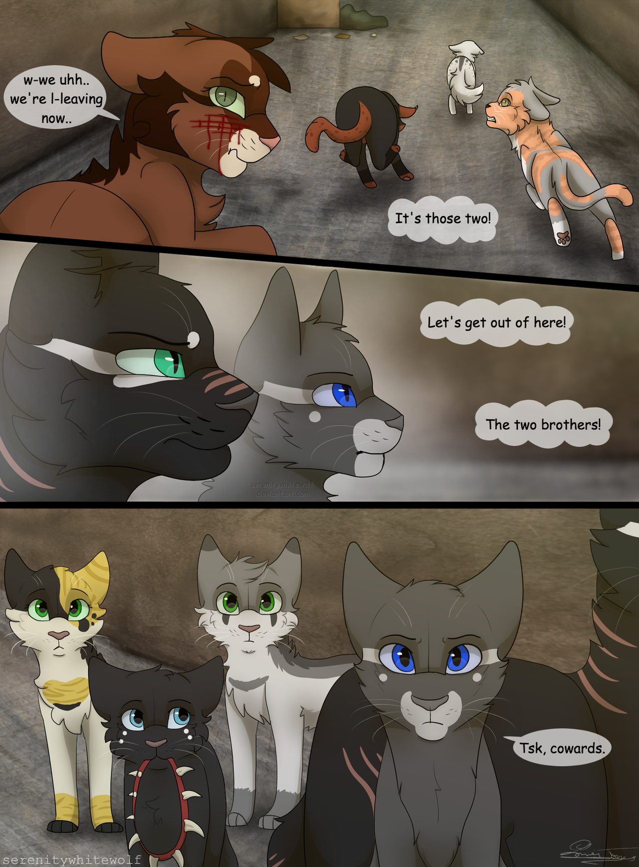 E.O.A.R - Page 122 by PaintedSerenity on DeviantArt