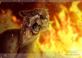Ashfur ~ 'Burn'
