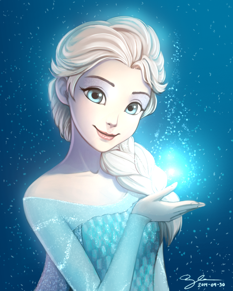 Cute Disney Paintings for Your Inspiration