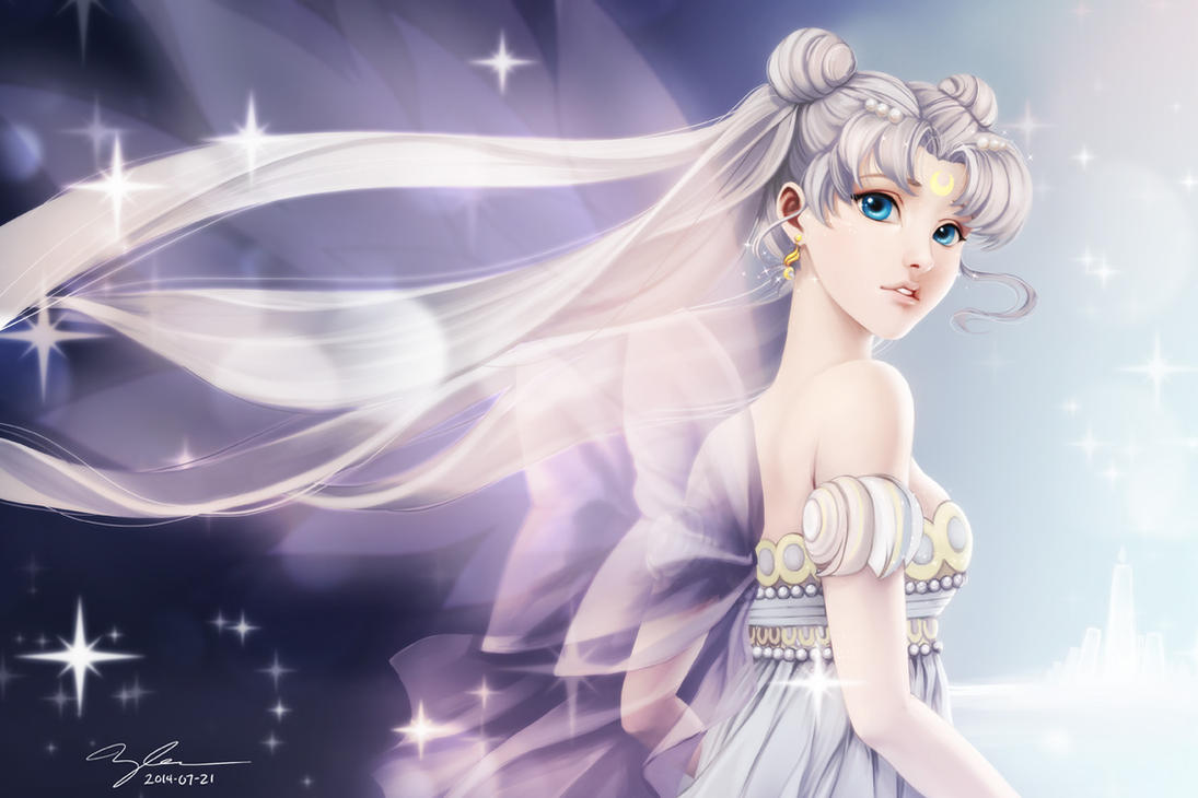2014-07-21: Serenity by hikari-chan