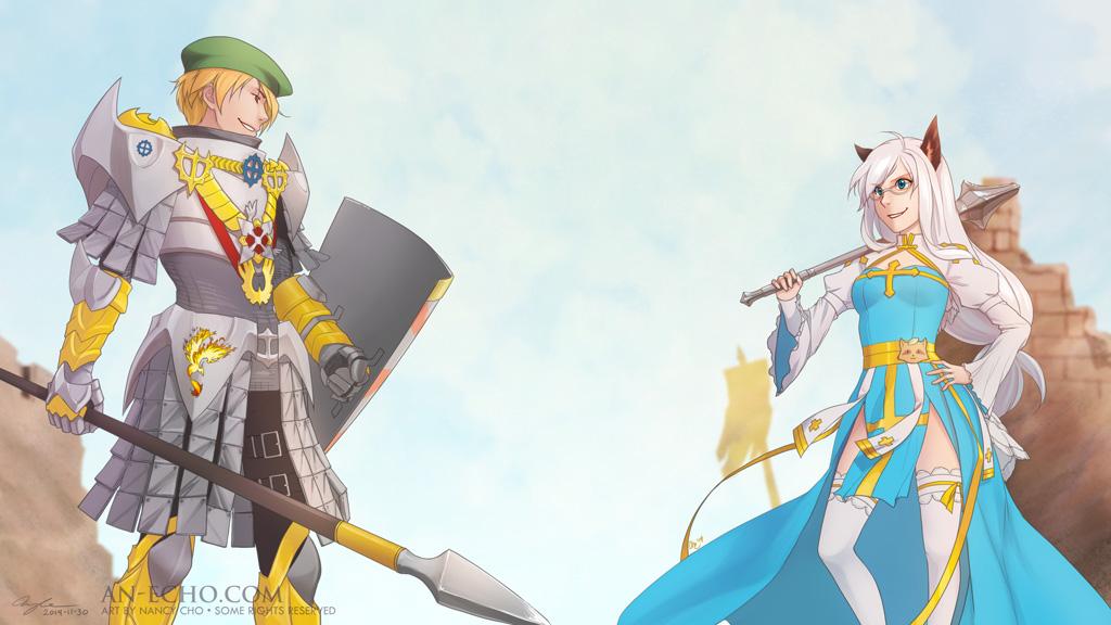 2014-11-30: Sibling Rivalry by hikari-chan
