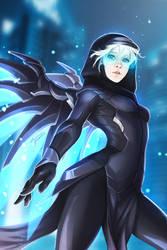 2018-04-26: Tactical Mercy by hikari-chan