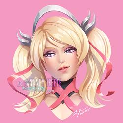 2020-06-29: Smug Pink Mercy