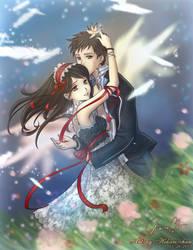 My Angel - Commission by hikari-chan