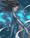 Celestial Dancer Oekaki