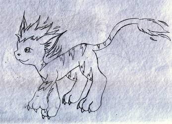 Ikargia Sketch for Leah by Cheesecakey