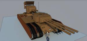 T36 Behemoth E2