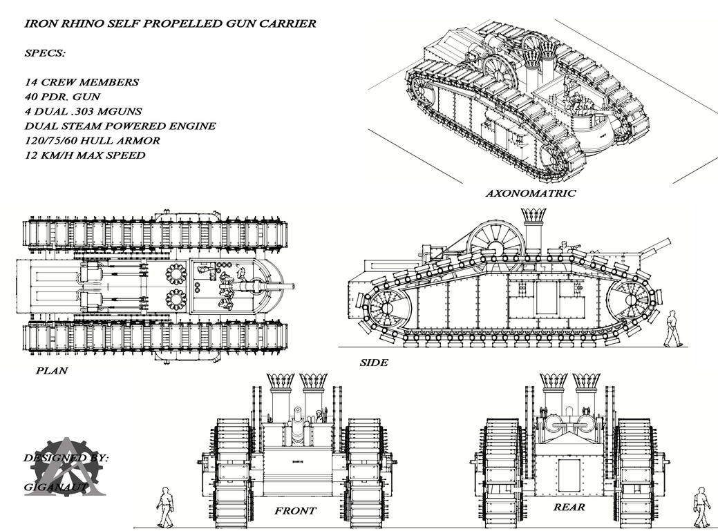 Gig 39 s sketchup tanks rc tank warfare for Cistern plans