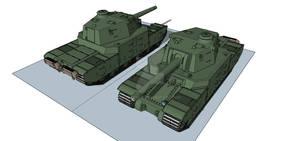 Type 2605 Heavy Tank