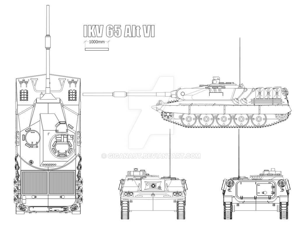 IKV 65 Alt VI by Giganaut