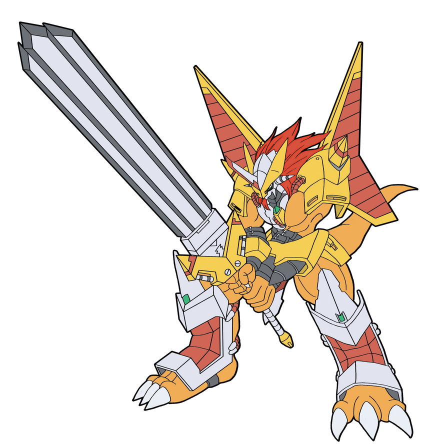 how to get victory greymon