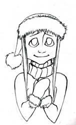 Christmas Vexen by SocialGrake