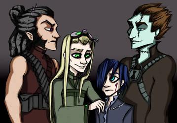 The Underworld Organization by SocialGrake