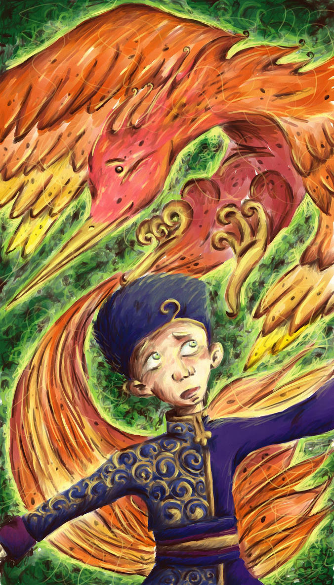 Ivan_n'_the_Firebird by mjvictoriano