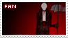 Tall Man Stamp by Giruveganus