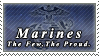 Marines Stamp by silvereelve