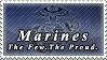 Marines Stamp by silvereelve