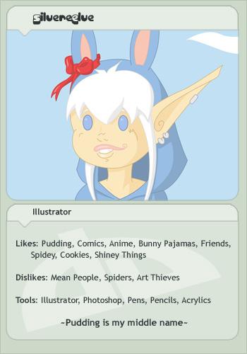 silvereelve's Profile Picture