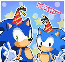 Happy Birthday Shoppaaaa