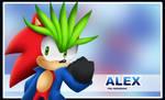 Alex the Hedgehog 3D