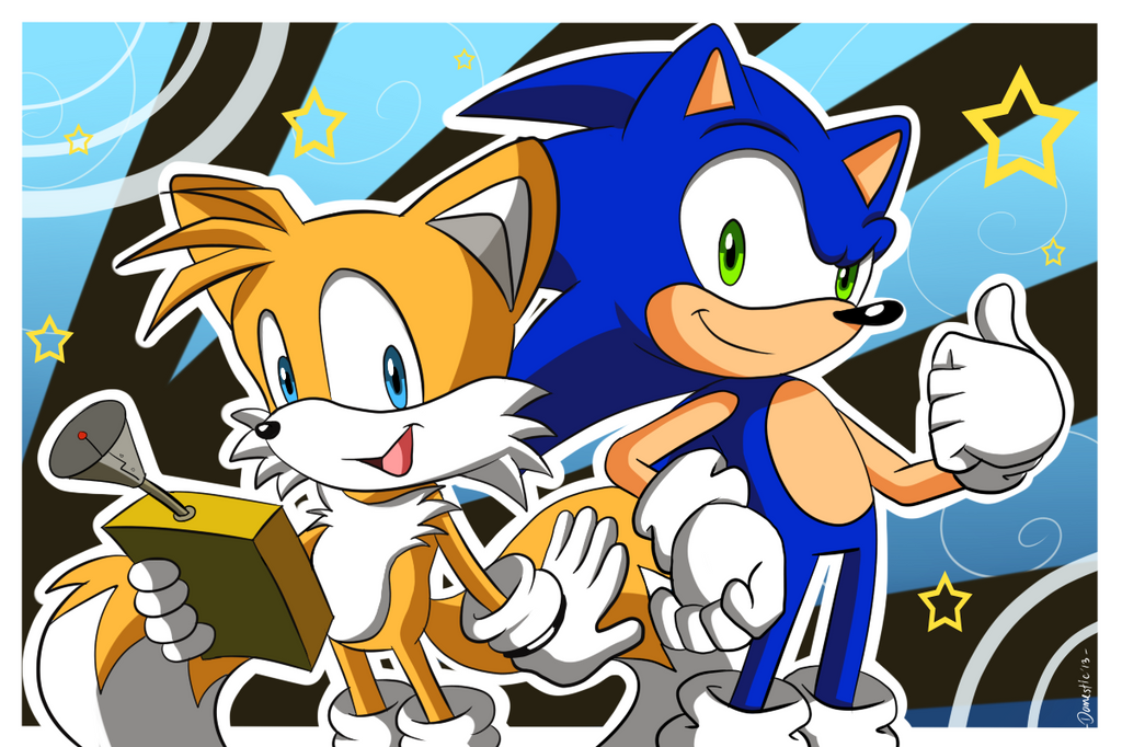We Make a Great Team  by Domestic-hedgehog