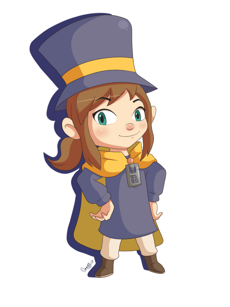 Hat kid shadman