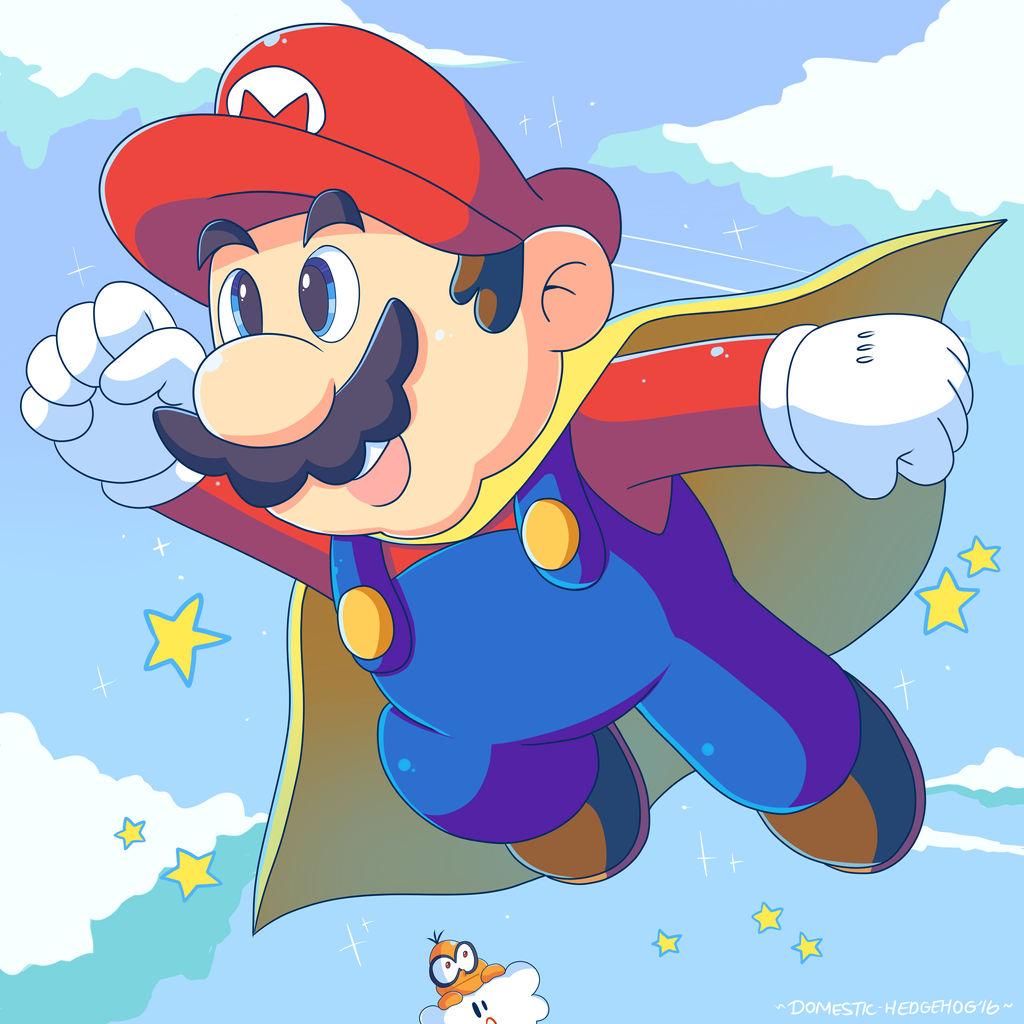 Super Mario Hero