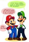 Luigi's concern