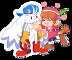 Commission Klonoa and Lolo