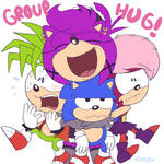 Thank you Sonic Underground