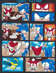 Sonic Vs. Chip