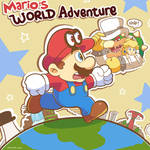Mario Odyssey World Adventure