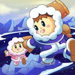 Smash Bros. Ice Climbers